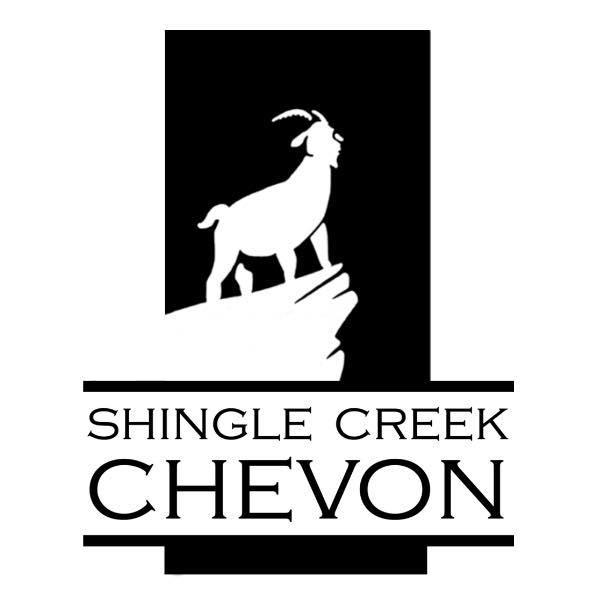 shingle creek chevon logo